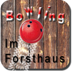 Bowling im Forsthaus